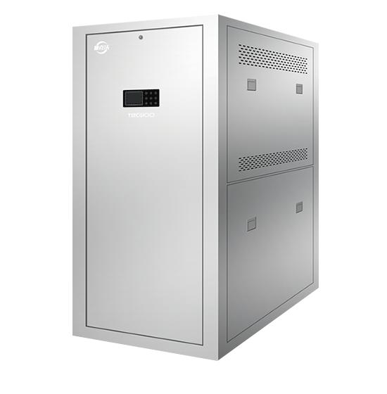 第八代超低氮蒸汽热源机