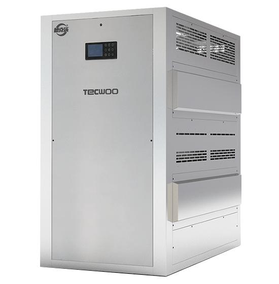 一体化超低氮蒸汽热源机