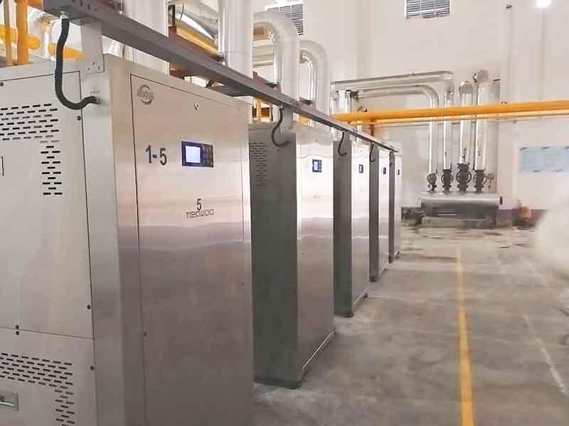 河南某药业股份有限公司低氮节能改造项目