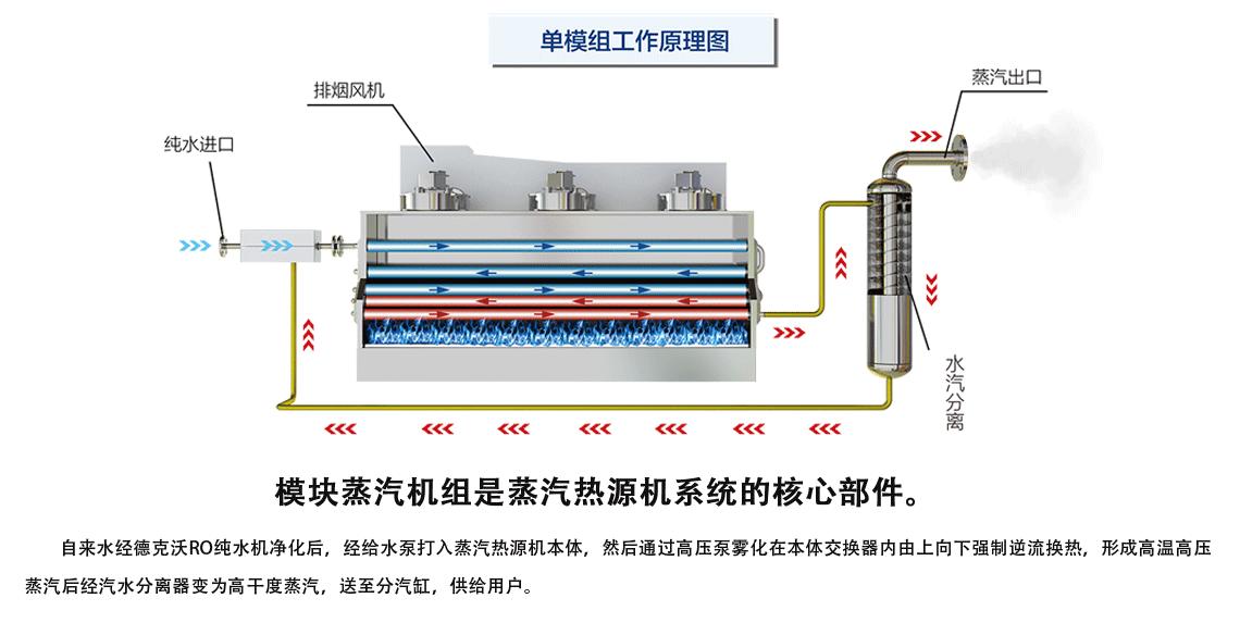 蒸汽发生器和蒸汽锅炉有什么区别